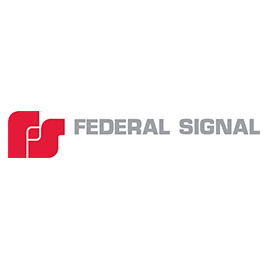 Distribuidores de productos Federal Signal