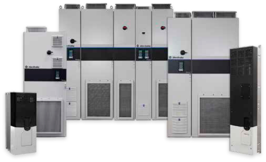 Variadores Power Flex 755T